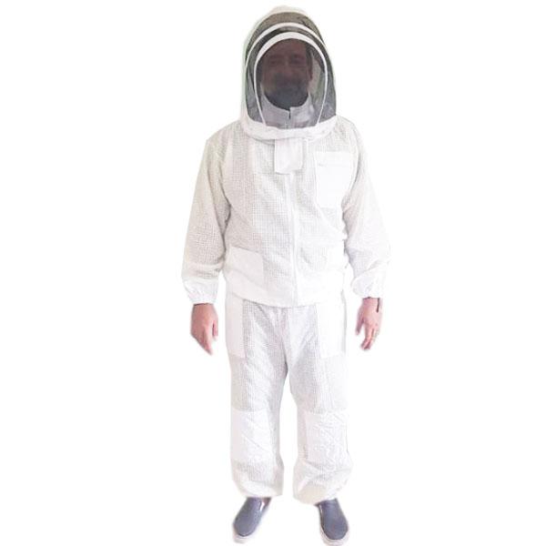 Tuta da apicoltore con maschera - Arnie Api
